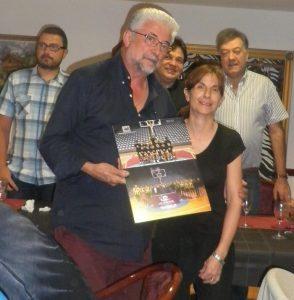 CB Pardinyes amb el patrocinador Lo Caragol