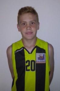 Adria Garcia, jugador del CB Pardinyes